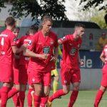 Der 1. FC Kaiserslautern siegte beim FV Dudenhofen mit 5:2