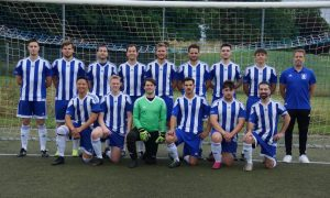 Die Mannschaft des TuS Lindenholzhausen für die neue Saison