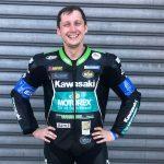 Kawasaki-Pilot Jan Bühn aus Kronau geht vom 17. Startplatz ins 12-Stunden-Rennen