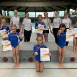 Tolle Leistungen beim ersten Talentschulwettkampf in Limburg