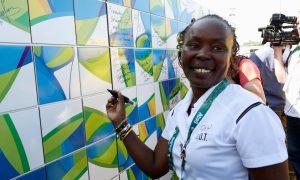 Corona-Infektion beendet olympischen Traum/Elzer sollte Medienarbeit für Chefin des Flüchtlingsteams koordinieren