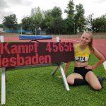 Waldbreitbacher Athletin startet durch
