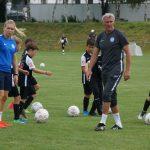 Eintracht Frankfurt Fußballschule beim VFR 07 Limburg