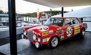 Doppelsieg im Silver-Cup aber Pech in der Gesamtwertung für Mercedes-AMG Motorsport beim Jubiläumsrennen in Spa-Francorchamps