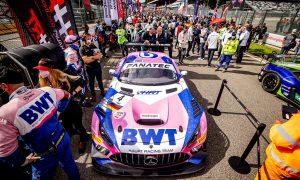 Mercedes-AMG Motorsport mit gutem Start in die TotalEnergies 24 Hours of Spa