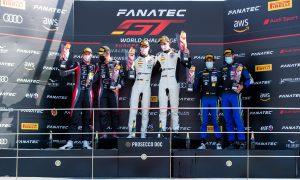 Mercedes-AMG Team Toksport WRT dominiert Saisonfinale im Sprint Cup der GT World Challenge Europe