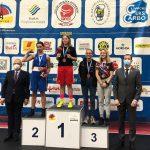 Steffi Grin Vom Boxring Condor Limburg holt Gold in Polen
