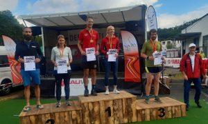 VLG Neuzugang Rene Bonn bei den Deutschen Meisterschaften auf dem Treppchen