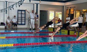 Erfolgreiche Poseidonen beim Eschborner Herbstpokal