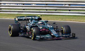 Der Heppenheimer Sebastian Vettel fährt auch 2022 für das Aston Martin-Formel 1-Team