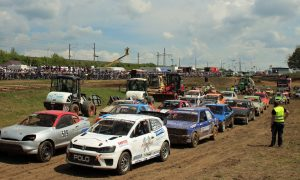 Autocross auf dem Daubornring am 2. und 3. Oktober