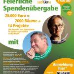 Stadtlauf-Orgateam freut sich über einen Erlös von € 20.000,-
