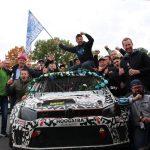 Philipp Raiser ist Deutscher Autocross Meister