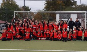 Rot Weiss Hadamar veranstaltete Jugendfussball Camp in den Herbstferien