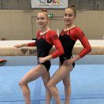 Erfolgreicher Bundesligawettkampf für Sophie Michel und Thea Klämt