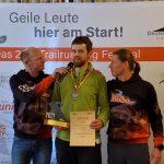 Renè Bonn ist Deutscher Meister im 24 Stunden Trail – Run