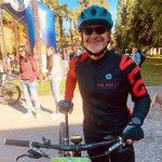 Oliver Scheid ( VLG ) beim Bike Festival 2021 am Gardasee