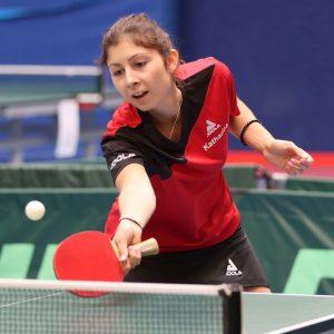 Tischtennis Damen:  Dem TTC Staffel III gelingt der erste Saisonsieg